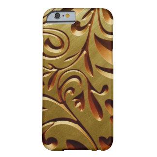 青銅色の美しい BARELY THERE iPhone 6 ケース
