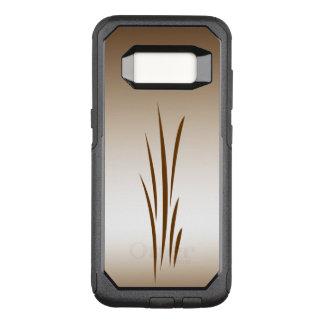 青銅色の草のオッターボックスのSamsungの銀河系S8の箱 オッターボックスコミューターSamsung Galaxy S8 ケース