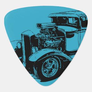 青1931 5つの窓のクーペ ギターピック