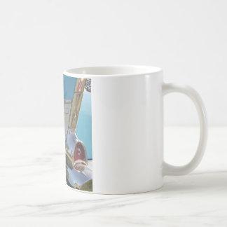 青1957年のChevy コーヒーマグカップ