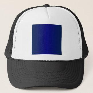 青2 -オックスフォード青および濃紺の勾配 キャップ