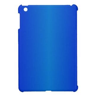 青3 -忠実な、中型の青い勾配 iPad MINIケース