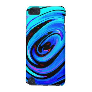 """青""""を感じているipod touchの場合の第5生成"""" iPod touch 5G ケース"""