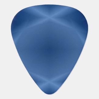 青 ギターピック