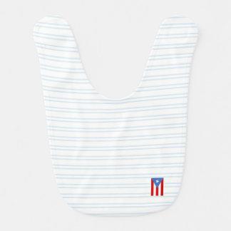 青: プエルトリコの旗 ベビービブ