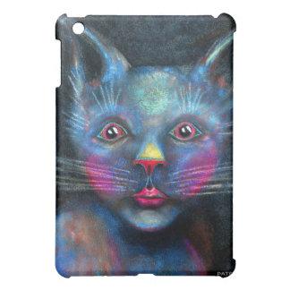 青CAT iPad MINI カバー
