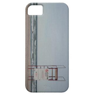 静かなビーチのiPhoneの場合 iPhone SE/5/5s ケース