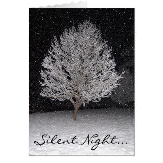 静かな夜… カード