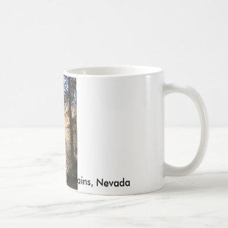 静かな山道、Kyle渓谷、春の山… コーヒーマグカップ