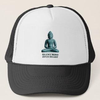 静かな心-トラック運転手の帽子 キャップ