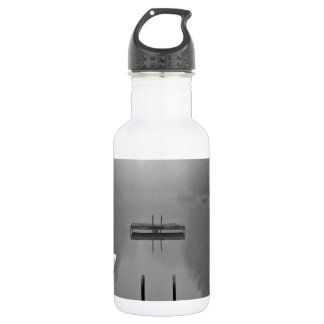 静かな湖 ウォーターボトル