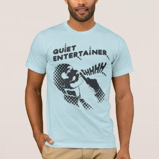 静かな芸能人のTシャツ Tシャツ