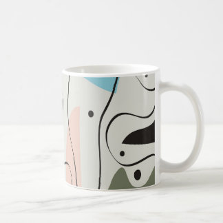 静かな黙想7 コーヒーマグカップ