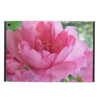 静かにピンクのバラのPowisのiPadの空気2箱 Powis iPad Air 2 ケース