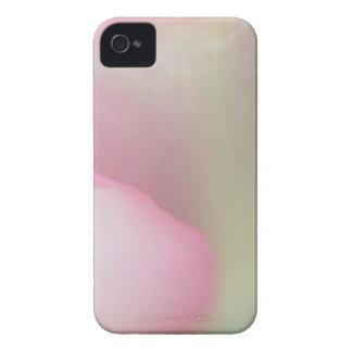 静かにピンクのバラ Case-Mate iPhone 4 ケース
