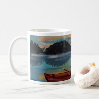 静けさのコーヒー・マグ コーヒーマグカップ