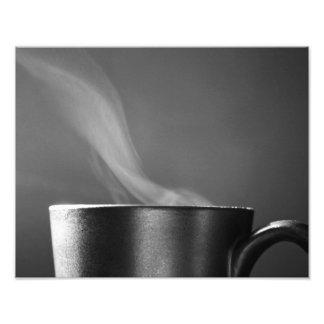 静まるコーヒー フォトプリント