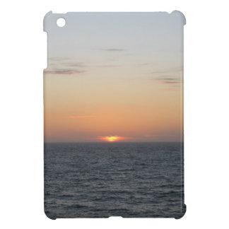 静まる日没 iPad MINIケース