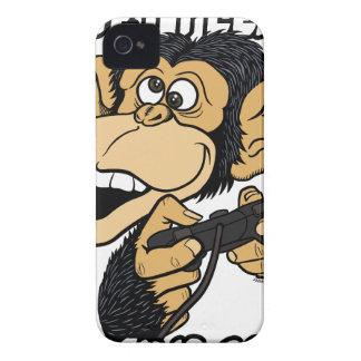 静寂は、猿賭博です Case-Mate iPhone 4 ケース