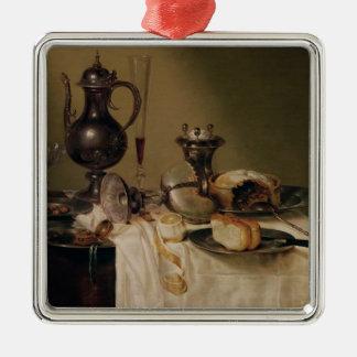 静物画1642年 メタルオーナメント