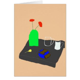 静物画 カード