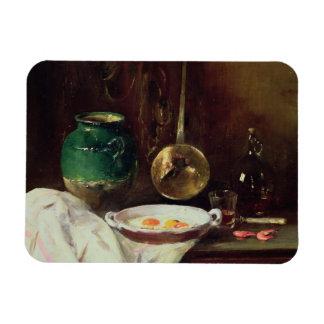 静物画(パネルの油) 2 マグネット