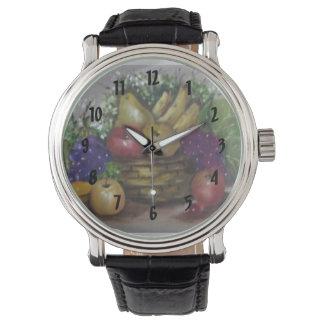 静物画 腕時計