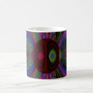静的な宇宙マグ コーヒーマグカップ
