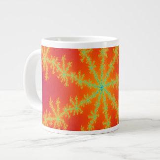 静脈の雷雨のマグ ジャンボコーヒーマグカップ