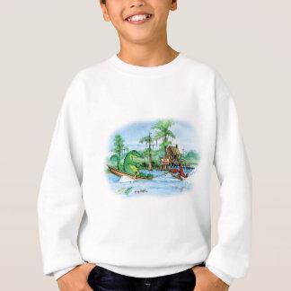 非スキー、-非モーター---ワイシャツImg 1 800px全体 スウェットシャツ