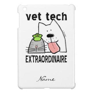 非凡なおもしろいの獣医の技術をカスタマイズ iPad MINI CASE
