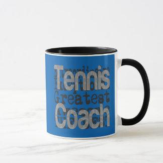 非凡なテニスコーチ マグカップ