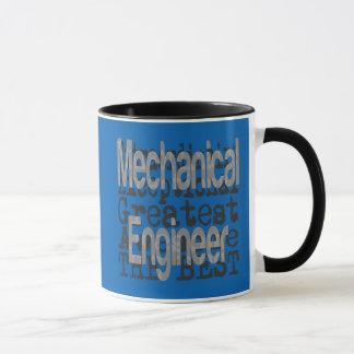 非凡な機械工学者 マグカップ