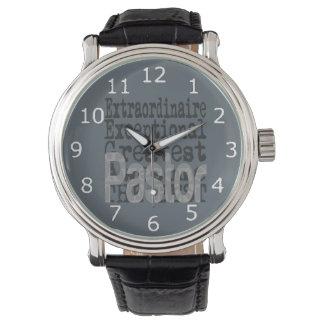 非凡な牧師 腕時計