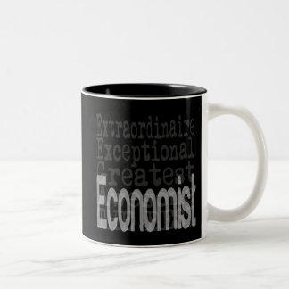 非凡な経済学者 ツートーンマグカップ