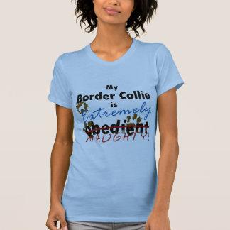 非常にいけないボーダーコリー Tシャツ