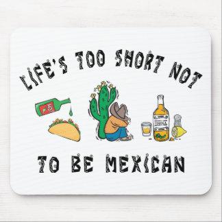 非常におもしろいなメキシコ人 マウスパッド