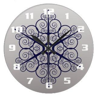 非常にかわいらしくスタイリッシュなおよびElagantの華美なデザイン ラージ壁時計