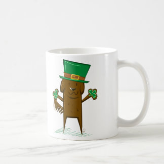 非常にアイリッシュセッターのマグ コーヒーマグカップ