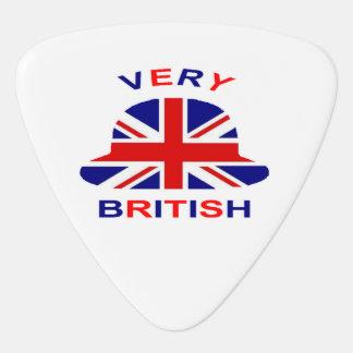 非常にイギリス ギター用ピック