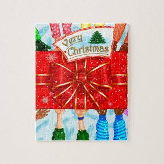 非常にクリスマス ジグソーパズル