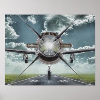 非常にクールな航空機ポスター ポスター