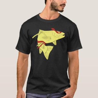 非常に忍者のチュニック Tシャツ