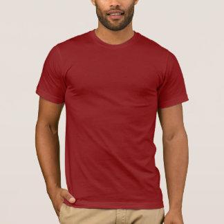 非常に明白に赤い     >メンズ綿のTシャツ Tシャツ