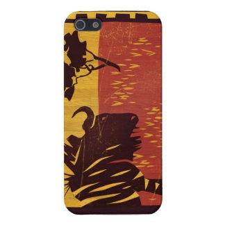 非常に熱いサバンナのヌー iPhone 5 カバー