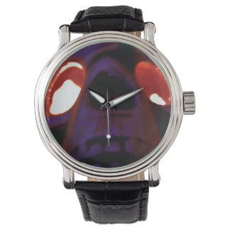 非常に熱いスカル 腕時計