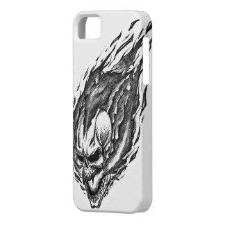 非常に熱いスカル iPhone SE/5/5s ケース