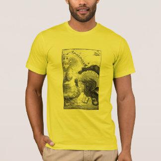 非常に熱いドラゴンの目 Tシャツ