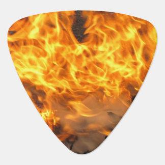非常に熱いブラシ ギターピック