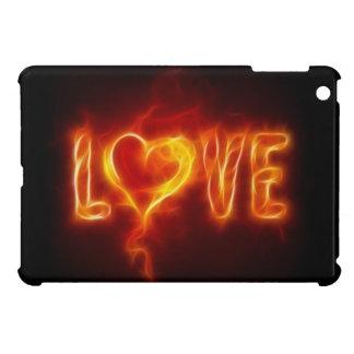 非常に熱い愛 iPad MINI カバー